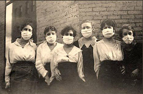 The Spanish Flu Epidemic of 1918 Was Caused By Vaccinations